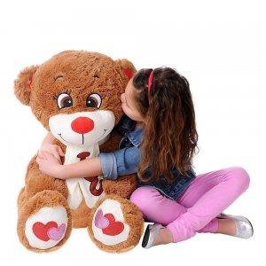 דובי של אהבה כהה